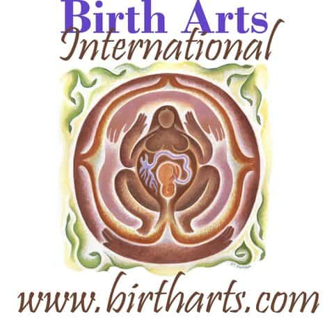 birth arts international logo